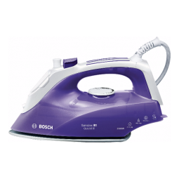 BOSCH TDA2651GB Steam iron 2300W