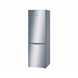 BOSCH KGN36NL30M Serie | 2 NoFrost, Bottom Freezer 12 Cu.ft