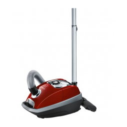 BOSCH BGL8SI59GB Vacuum Cleaner In'genius ProSilence 59