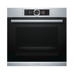 BOSCH HBG656RS1M Serie | 8 Built-in Oven 60cm