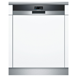 SIEMENS SN578S02TE iQ700 Semi-Integrated Dishwasher 60cm
