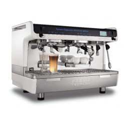 FAEMA TEOREMA 2GRPs Tall Cup Version Coffee Machine