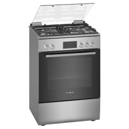 BOSCH HGQ320I50M Serie | 4 Gas Cooker 60 cm