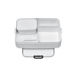 Mepal Bento Lunch Box White 1.5 Ltrs