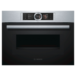 BOSCH CMG656BS1M Serie | 8 Compact Oven with Microwave
