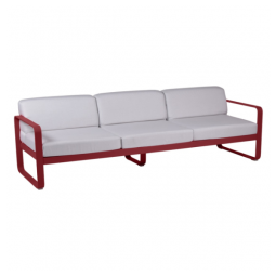 Fermob Bellevie Sofa 3 Seater