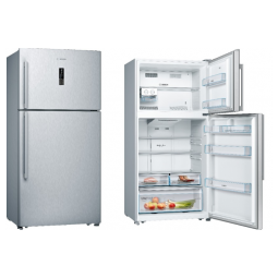 BOSCH KDN75VI20M Series | 4 Top Mount Refrigerator 22 Cu.ft
