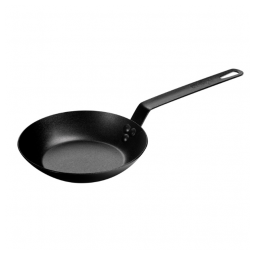Lodge CRS8 – 8 Inch Carbon Steel Pan