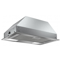 BOSCH DLN53AA50B Serie | 2 Canopy Hood 53 cm Stainless Steel
