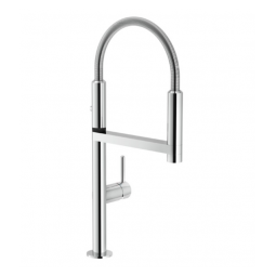 KeraDomo 71 One lever Mixer Tap MOVE Chrome