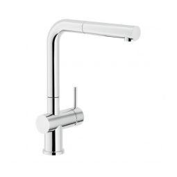 KeraDomo 67 One Lever Mixer Tap LIVE Chrome
