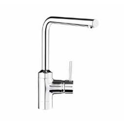 KeraDomo 95 One Lever Mixer Tap LINE Chrome