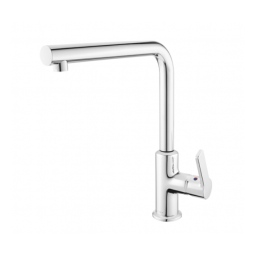 KeraDomo 91 One Lever Mixer Tap FINO Chrome