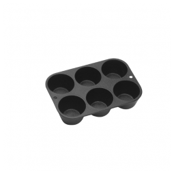 Lodge L5P3 – Cast Iron Muffin Pan