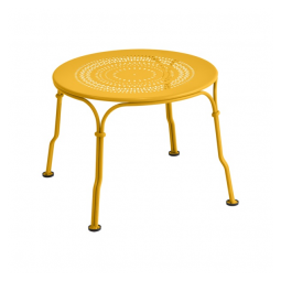 Fermob 1900 Low Table Honey