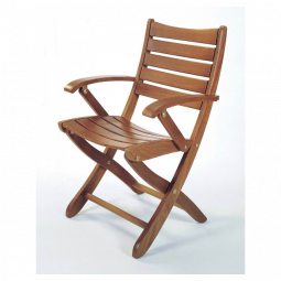 Teak Wood Folding Chair