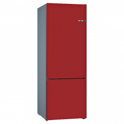 VarioStyle – KGN56IJ3AM Serie 6 Fridge-Freezer with Exchangeable Colored Door Front