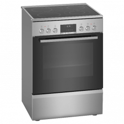 BOSCH HKS59A20M Serie | 6 Electric Cooker 60 cm Stainless Steel