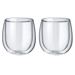 Westmark 2 Double-Walled Thermo Glasses